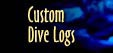 Custom Dive Logs